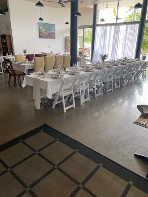 Drift & Wood Inside Table Long